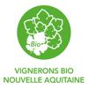 Les Vignerons Bio de Nouvelle Aquitaine Les Vignerons Bio de Nouvelle Aquitaine, créé en 1995, regroupe actuellement près de 140 vignerons Bio, présents dans tous les départements aquitains.